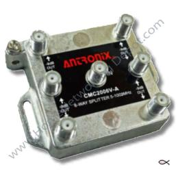 Image Of Antronix cmc2006V 6 output splitter