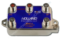 Pix of Holland Directv approved MoCA Splitter