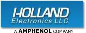 Logo HOLLAND ELECTRONICS